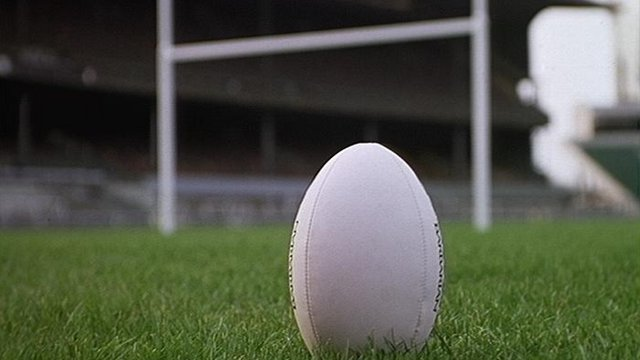 Rugby coverage from BBC Scotland