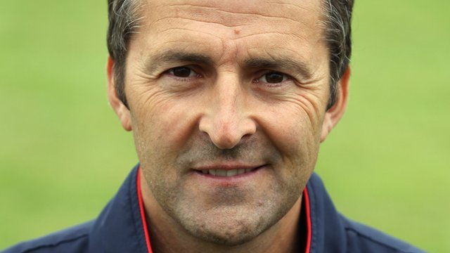 Essex coach Paul Grayson