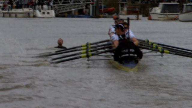 Cambridge win Boat Race after restart