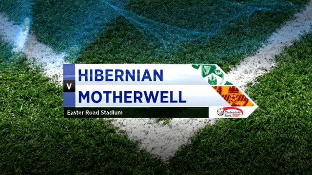 Highlights - Hibernian 1-1 Motherwell