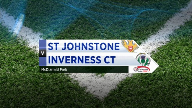 Highlights - St Johnstone 0-0 Inverness CT