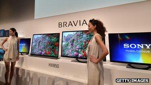 New Sony TVs