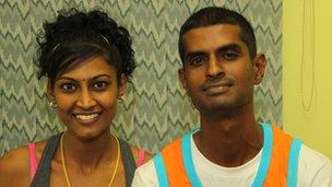 Saloshna and Thillen Naidoo