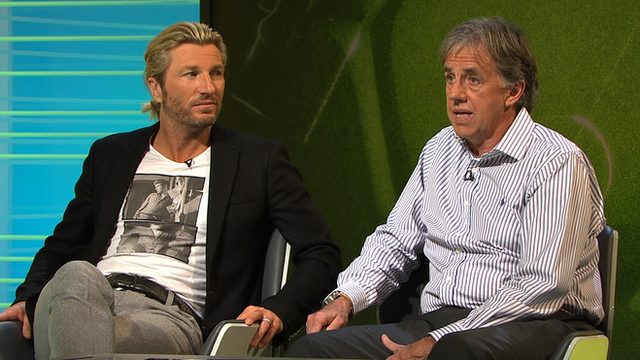 Focus Forum with Robbie Savage and Mark Lawrenson