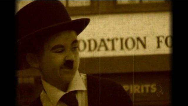 Bethany Hare as Charlie Chaplin