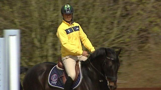 Brazil equestrian team