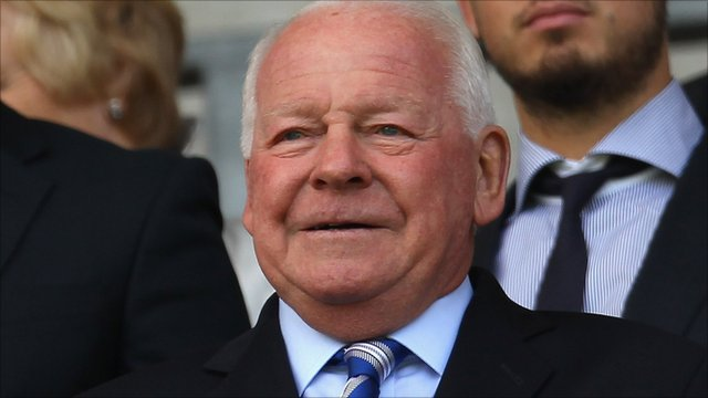 Wigan Athletic chairman Dave Whelan