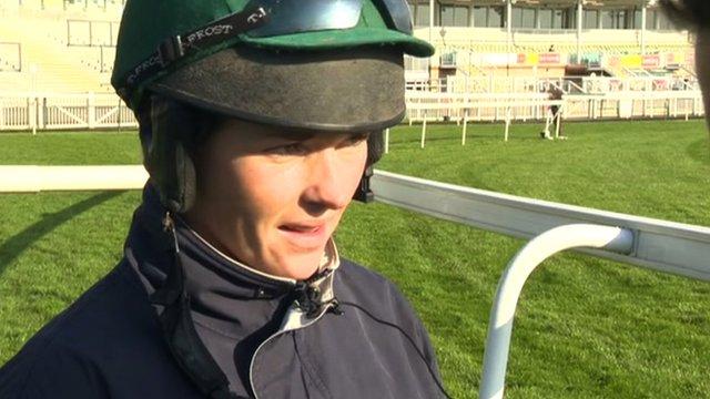 Grand National jockey Katie Walsh