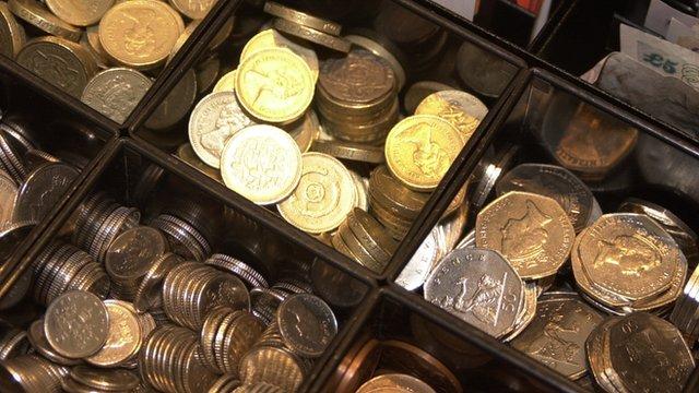cashier till