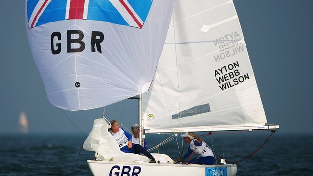 Britain sail to four Olympic golds