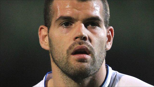 Tranmere Rovers captain John Welsh