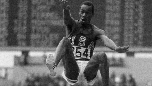 1968 Mexico Olympic champion Bob Beamon