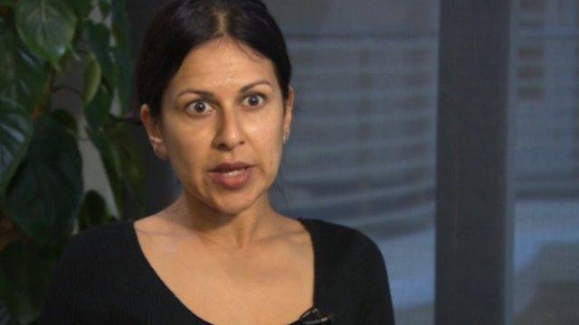 Lawyer Sapna Malik