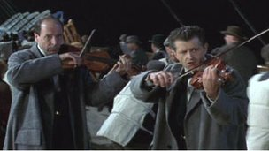 Could Music Have Calmed Passengers As The Titanic Sank Bbc News