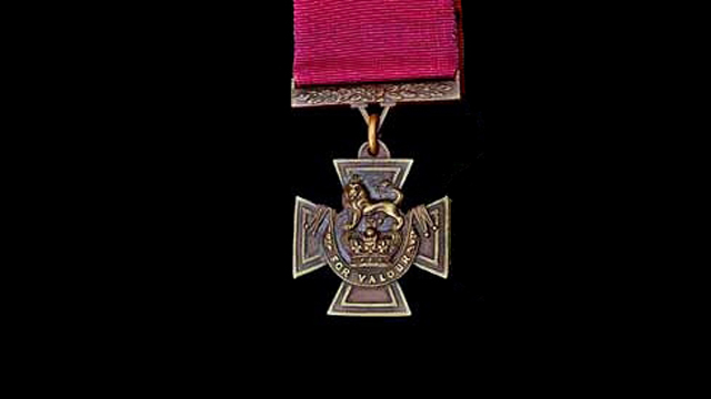 Victoria Cross medal