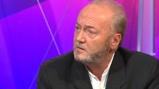 George Galloway MP