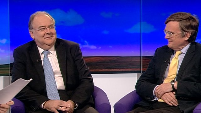 Lord Falconer and Lord Oakeshott