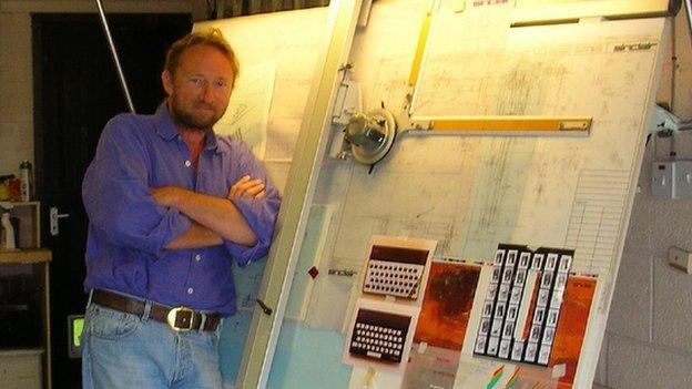 Sinclair Spectrum designer Rick Dickinson dies in US