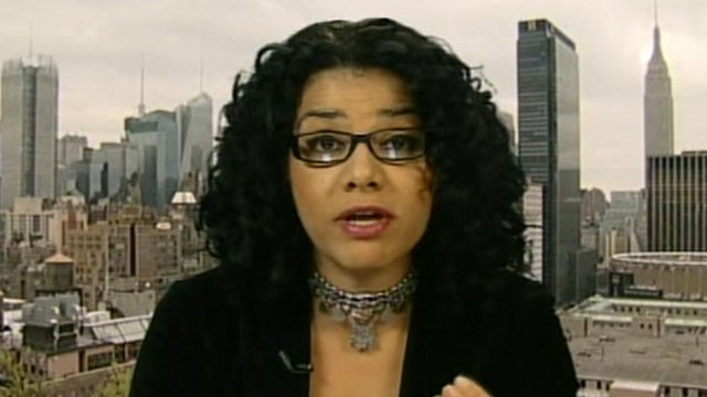 Mona Eltahawy on World News America
