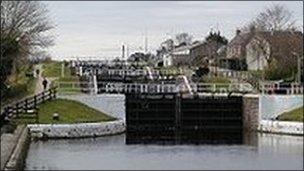 An Canàl Cailleannach (le cead bho Undiscovered Scotland)