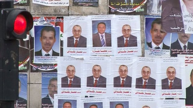 Syria prepares for Parliamentary elections