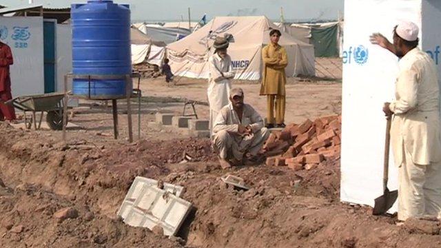 Jalozai refugee camp