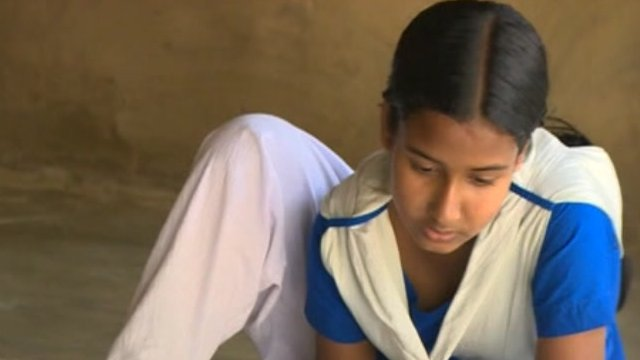 Child in Bangladesh