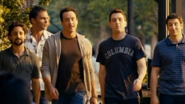 A scene from American Pie: Reunion