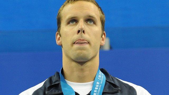 Norway swimmer Alexander Dale Oen
