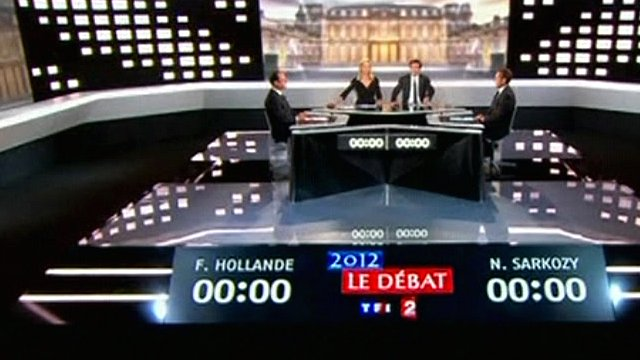 French TV debate