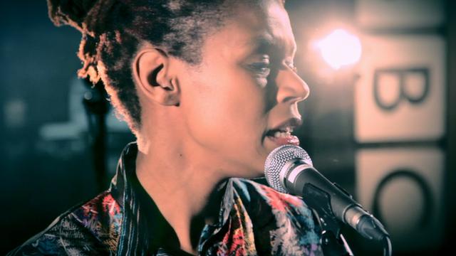 Cape Verdean singer Carmen Souza
