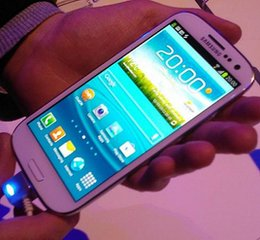 Samsung Galaxy S3 being tested