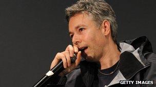 Adam Yauch in 2008