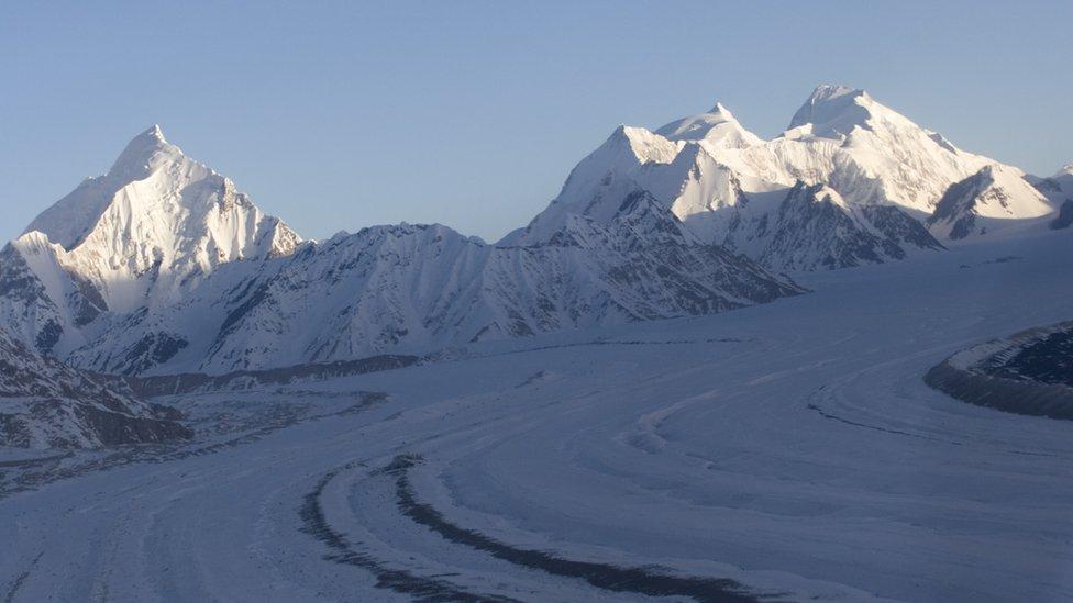 Better Politics >> BBC News - In pictures: Siachen, the world's highest battlefield