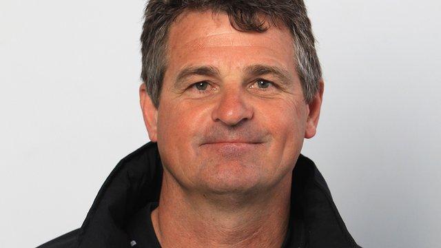 Worcestershire's director of cricket Steve Rhodes