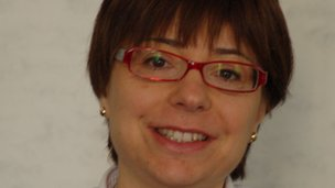 Paola Subacchi, Chatham House