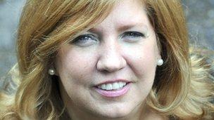 Pippa Malmgren, president, Principalis Asset Management