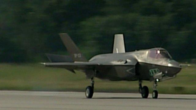 F35-B fighter
