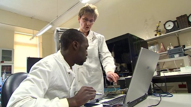 Researchers at Leicester