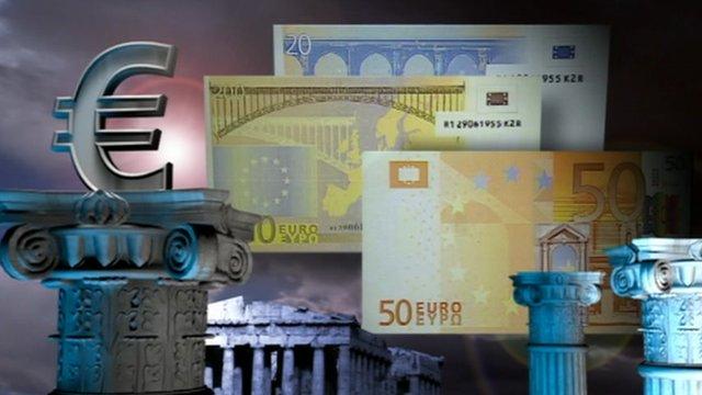 Eurozone graphic