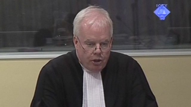 The Counsel, Dermot Groome