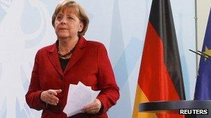 Angela Merkel 16/05/2012