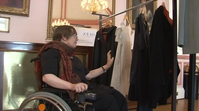 Ann Oliver takes a look at the clothes she has designed
