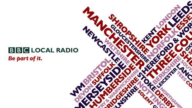 BBC local radio logo