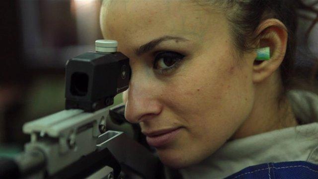 Kosovan shooter Urata Rama