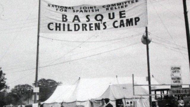 Basque Children's Camp