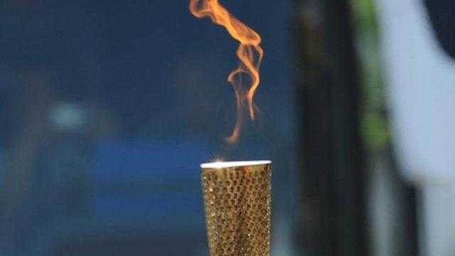 Y Fflam Olympaidd