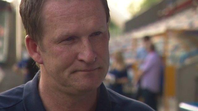 Huddersfield manager Simon Grayson
