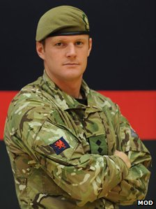 Capten Stephen James Healey