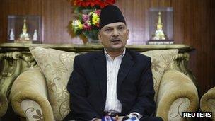 Babburam Bhattarai makes his announcment
